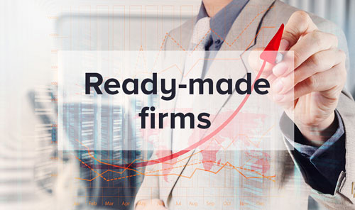 Ready-made firms